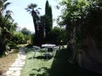 Casablanca Apartment Garden