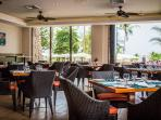 Four On Site Restaurants