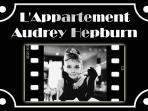 Audrey Hepburn Appartement comprising bedroom, bathroom, lounge and dining area