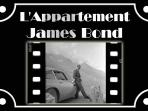 James Bond Apartment with 007 bedroom and Miss Moneypenny bedroom