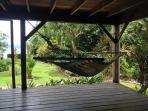 Enjoy a hammock nap!