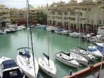 Benalmádena famous Puerto marina about 25 minutes easy walk along the promenade or take the bus