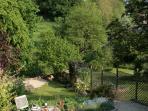 The ideal garden.