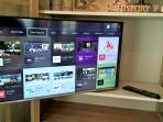 A Smart HD TV with access to all wifi channels is a must nowadays.
