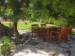 jardin privado