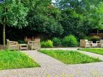 Privat garden