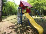 Brand new kids playground