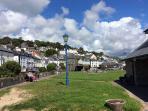 Aberdovey village