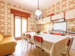 Cucina appartamento di destra