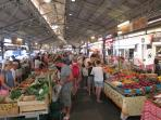 Provencal Market 40 metres from apartment