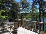 Deck Area with Great View!