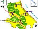 I parchi d'Abruzzo, polmone d'Italia