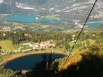 Laghi Lagolo, Toblino e S. Massenza