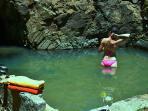 Natural Splash pool