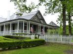 HOGAN HOUSE AT ROSE HILL- Rose Room