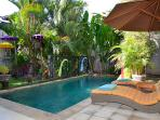 Villa Palm Kuning - perfect pool garden and property.