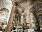 Church Petritoli.
