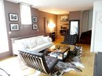 Luxurious 3 bedrooms with terraces (Near Louvre)