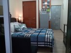 Fully furnished studio type unit with WIFI