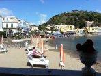 Spiaggia della marina lungo C.so A. Rizzoli