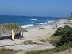 Near by famous Wind N Sea beach
