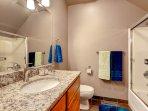 'Deer' room bath