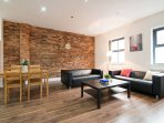 Spacious Open Plan Lounge