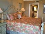 Direct Oceanfront Master Suite with En Suite Bathroom