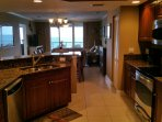 Oceanfront Full Kitchen with Upscale Appliances
