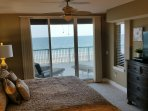 2nd Oceanfront Master Suite with Big Flat Screen TV