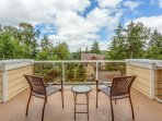 Watch the sunset over lake Whatcom or have coffee on your own private deck.