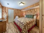 Your master suite awaits