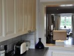 kitchen archway