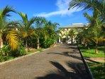 L'Oasis de Terre Rouge - Appartement Acacias - Entrée