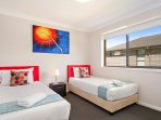 Bedrooms with Single beds