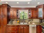 kitchen cabinet space