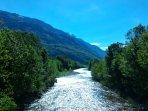 nelle vicinanze: fiume Adda