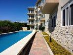 Casa Elena is a beachfront condo in Olon, Ecuador Special long term rates are available