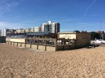 Southsea beach cafe,