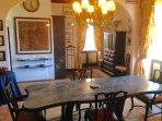 Small dinning room, ground floor