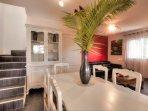 L'Oasis de Terre Rouge - Villa Flamboyant - Salle à manger