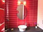 L'Oasis de Terre Rouge - Villa Flamboyant - Salle de bain