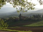 Stunning Villa on Tuscany Umbria border ideal for celebrations.