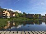 Prada resort Brigels : appartement de 21/2 pieces