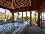 Amazing 'Sunset Perch' Views  with spa