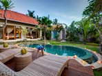 Heaven of Tranquility in Canggu - 2BD Villa Prana
