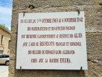 L'Histoire au Château des Fouzes avec la machine ENIGMA utilisée pendant la seconde guerre mondiale.