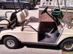 Golf Cart with set up