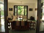 Banyan living room.