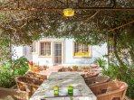 jardin propriedad privada